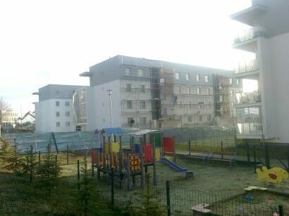 Docieplenie Ścian budynku Nowy Felin w Lublinie